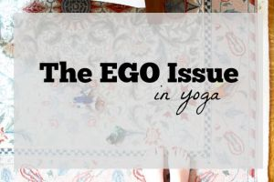 Ego Issue